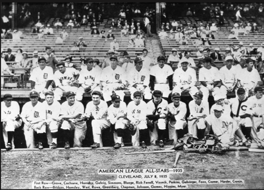 1935 American League All-Stars