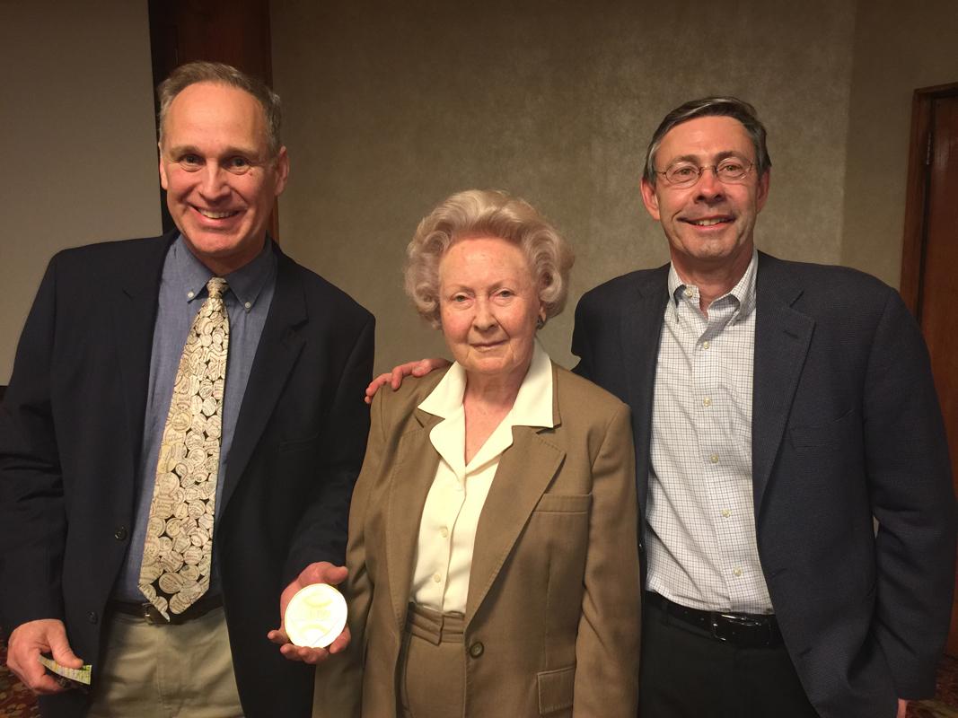 Bob Trumpbour, Dorothy Seymour Mills, Marc Appleman