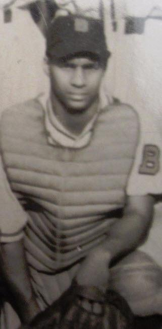 Roy Campanella with the Baltimore Elite Giants (NOIRTECH RESEARCH INC)
