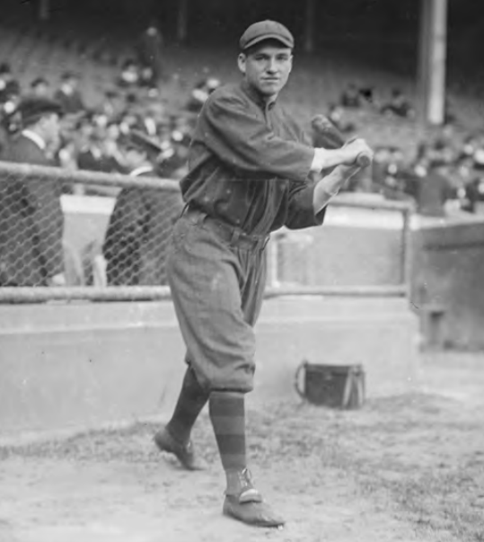 Left-handed Joe Connolly was benched by Stallings against lefthanders, making only 19 of 322 career starts against them, and only 5 after 1913.