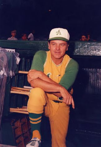 Dick Williams (OAKLAND A'S)