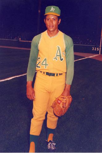 Diego Segui (NATIONAL BASEBALL HALL OF FAME LIBRARY)