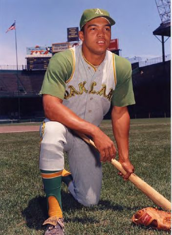 Image result for a's 1968 reggie