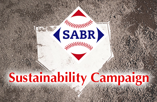 SABR Sustainability Campaign