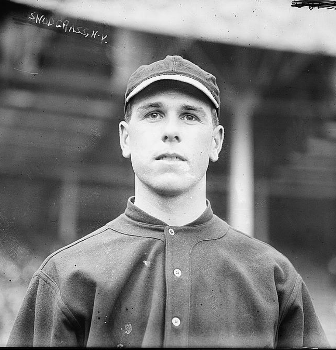 Fred Snodgrass (LIBRARY OF CONGRESS)