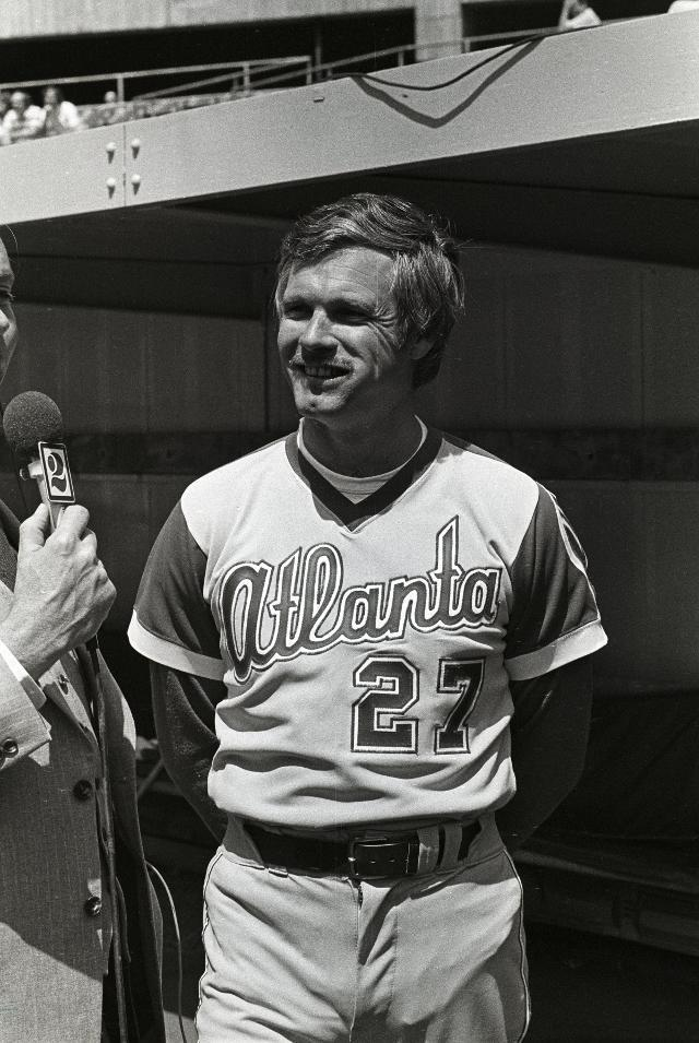 May 11, 1977: Braves owner Ted Turner takes reins as