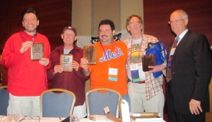 SABR 42: Trivia Contest team champion