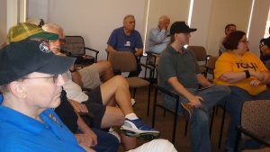 Aucker-Semnick Chapter meeting