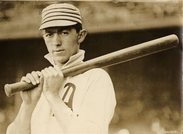 "had already earned the nickname ""Home Run"" before he starred in the 1911 World Series."