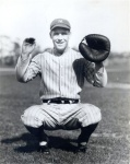 Was acquired from the Buffalo Bisons farm team by the Yankees in 1923.