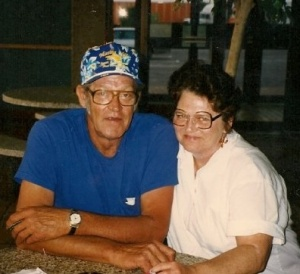 Gene Brabender and Donna Meland: in June 1996