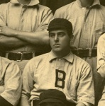 Debuting with Altoona in 1887 as a teenager, Brodie played with the rough and rowdy Baltimore Orioles from 1893 to 1896.