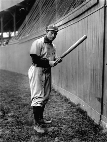 In 1909, he became the second man to hit two home runs in a 20th-century World Series.