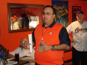 SABR Day 2013: Houston