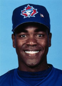 Carlos Delgado: played 11 seasons with the Toronto Blue Jays, setting many team records including home runs (336) and strikeouts (1,242).