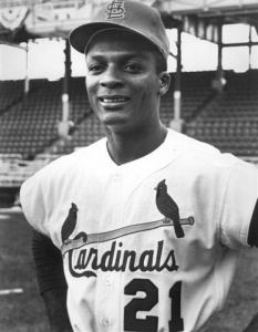 Curt Flood: May have lost his case for free agency in the 1972 Supreme Court case, but the players ultimately won the war.