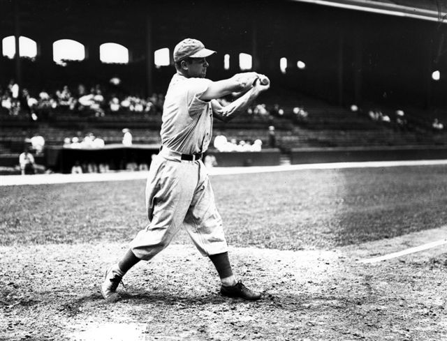 When he retired in 1945, his 534 home runs were No. 2 all-time behind Babe Ruth.