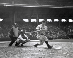 Lou Gehrig: For more than a month in 1926, according to Herm Krabbenhoft, an official scorer in St. Louis erroneously recorded the number of earned runs instead of RBIs.