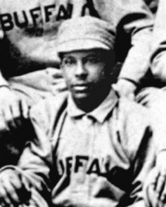Frank Grant: In 1892, he played for the Gorhams and then the Cuban Giants on his way to a Hall of Fame career.