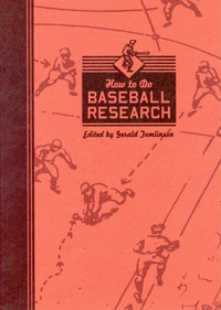 How to Do Baseball Research (2000)