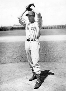 "Carl Hubbell: After elbow surgery in 1938, he said, ""I was just half a pitcher."""