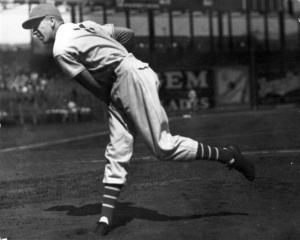 Carl Hubbell: set his most enduring record in 1936-37, when he won 24 consecutive decisions, still the most by any pitcher.