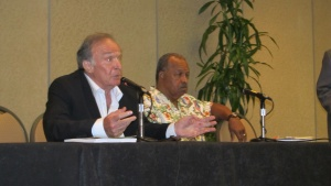 SABR 41 Player Panel - Al Ferrara and Tommy Davis