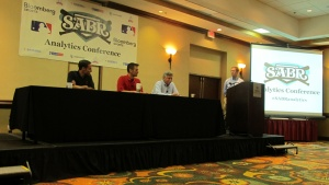 SABR Analytics Conference: General Managers panel