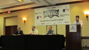 SABR Analytics Conference: Retrospective Look at Baseball Analysis panel