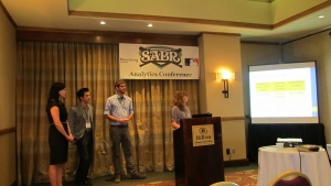 2012 SABR Case Competition: California-Berkeley
