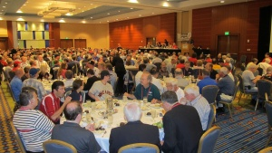 SABR 42 Awards Luncheon