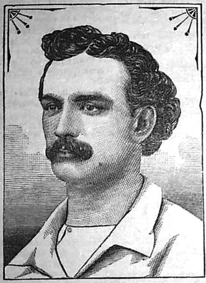 His five-homer game in 1866 has never been equaled.