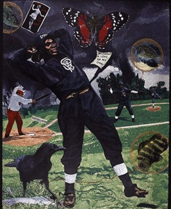 2010 Jerry Malloy Negro League Conference Art Contest Winner - Todd Peterson