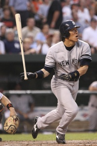 Hideki Matsui: In 2009, he became first designated hitter to win the World Series MVP.