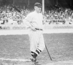 Like Charlie Finley, Giants manager was willing to devote a roster spot to a player whose main contribution would be to pinch-run. McGraw tapped Sandy Piez for the position in 1914. In 1925, it was Pip Koehler.