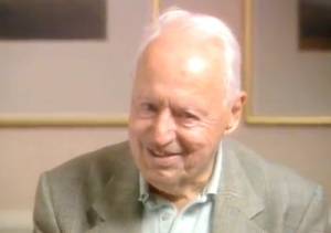 Marvin Miller: shown in 2004