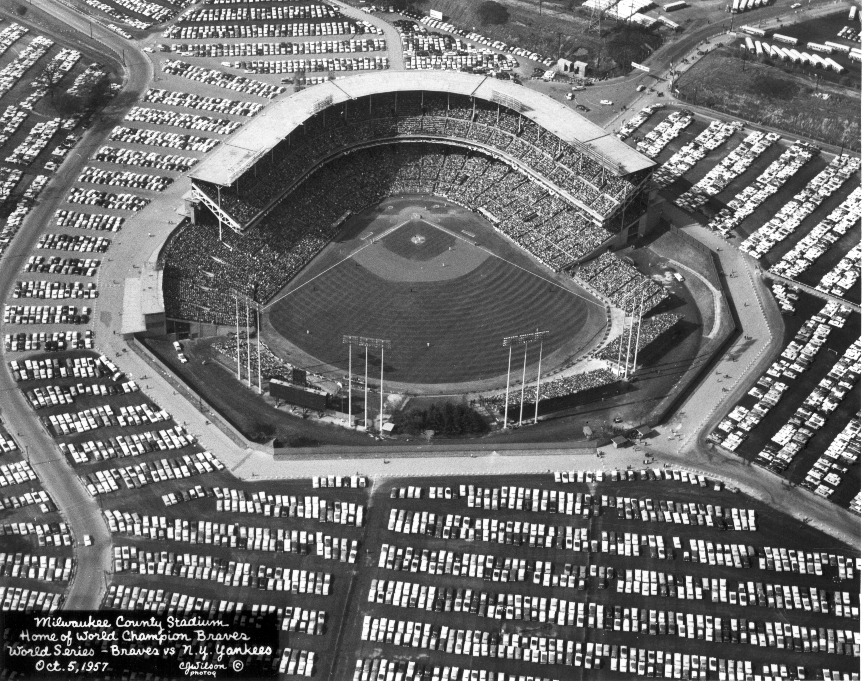County Stadium (Milwaukee, WI) | Society for American ...