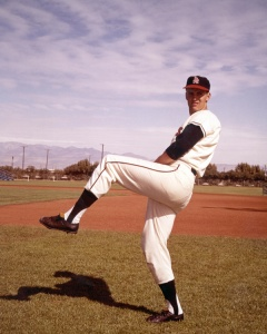 Dean Chance: twice won 20 games and earned the 1964 Cy Young Award — when it was still given to one pitcher in the major leagues.