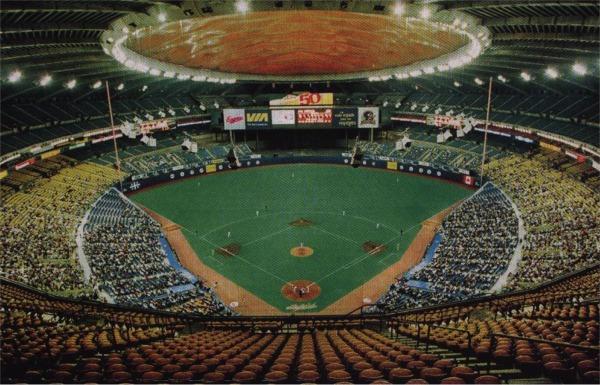 Olympic Stadium Montreal Society For American Baseball
