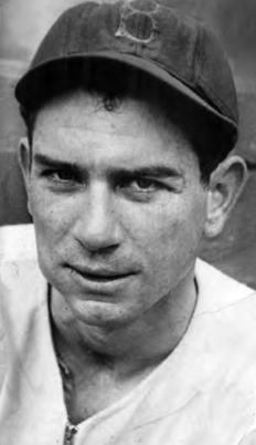 Brooklyn Dodgers catcher famously dropped a third strike in the 1941 World Series, which eventually allowed the Yankees to win the game.