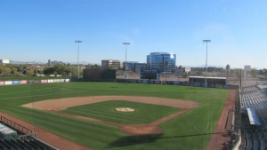 Tempe Diablo: ready for baseball!