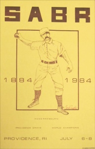 SABR 14 promotional poster
