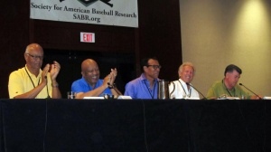 1980 Houston Astros Panel: Enos Cabell, Deacon Jones, Jose Cruz, Tal Smith, Kenny Hand