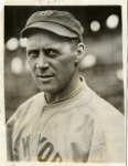 Before coming to the Yankees, his resume included World Championships on the 1913 Athletics and 1918 Red Sox.