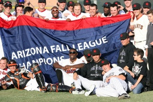 Scottsdale Scorpions: 2010 AFL champions