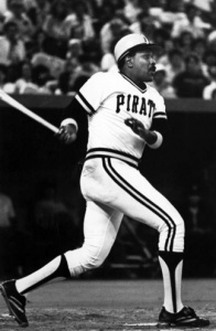 "Willie Stargell: In his 10th season in 1971, ""Pops"" played no small part in bringing home the Pirates' fourth championship."