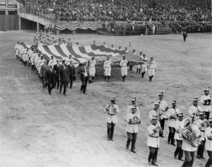 Federal League parade: The peace agreement that was concluded after the 1915 season was accompanied by far less fanfare.