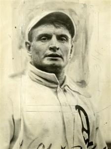 Rube Waddell: Philadelphia A's star pitcher missed the 1905 World Series, prompting questions about whether he suffered an injury in a fight or he was bribed not to play.