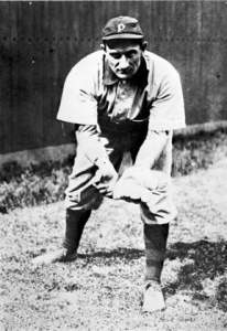 Honus Wagner: In the first twentieth-century World Series (1903), he made the final out.