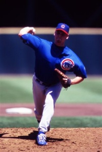 Kerry Wood: Earned the highest nine-inning game score (105) in his famous 20-K game in 1998.
